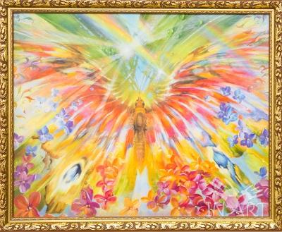 Картина Бабочка SI - 541 - фото