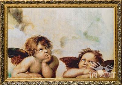 Картина Ангелы Да Винчи