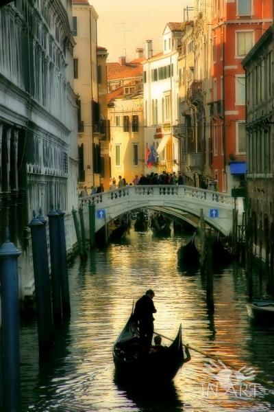 Картина Венеция F-014 - фото