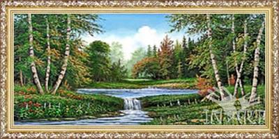 Картина Природа и водопадик GB 023 - фото