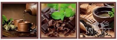 Подарочный набор Чай и шоколад № Tr 01 - фото