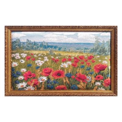 Гобеленовая картина Цветочное поле  GB 089