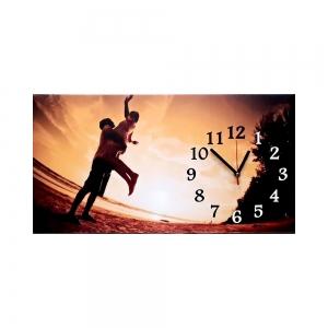 Часы холст Пара 10