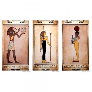 Модульная картина Фараоны 541