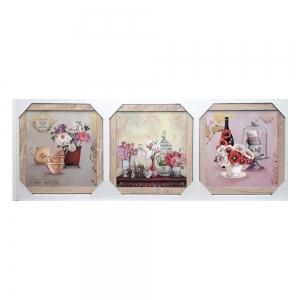 Картина подарочный набор Прованс с цветами RP-3